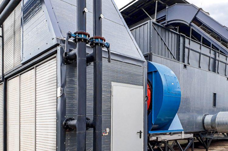 RDF / SRF dryer