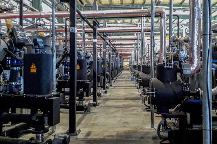 Koģenerācijas stacija | Green Energy Systems
