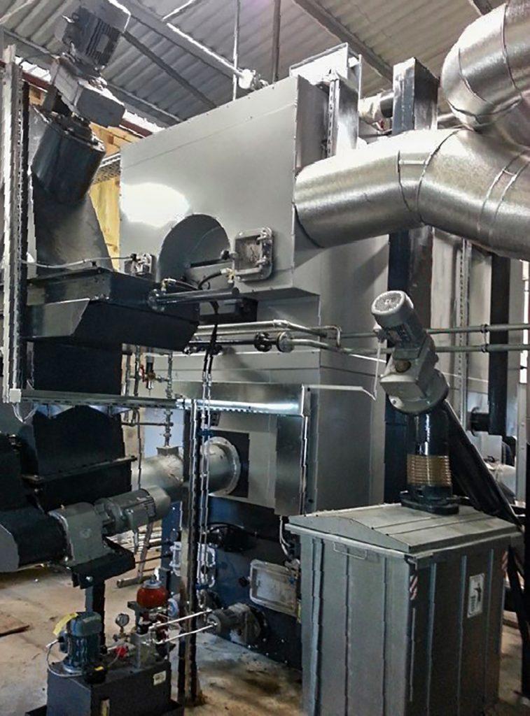 Tvaika katls | Green Energy Systems