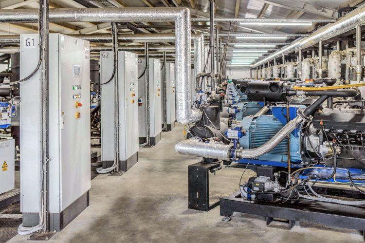 Biomass CHP Plant