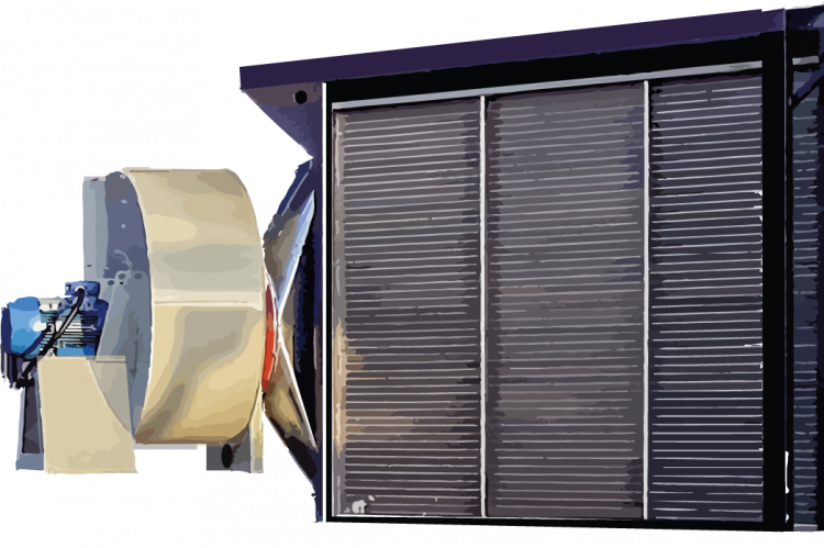 Karstā gaisa ģenerators | Green Energy Systems